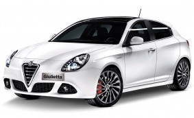 Alfa Romeo Giulietta 1,4 Multair Turbo 2010-