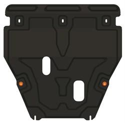 Защита картера и КПП Ford Fiestaupdate 2013- - фото 5118