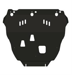 Защита картера двигателя Ford Kuga 2008-2012