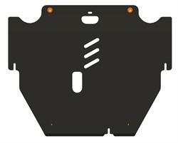 Защита картера двигателя и КПП Ford Mondeo IV 2,5 2007-2014