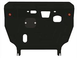 Защита картера двигателя и КПП Ford Mondeo V 2014-
