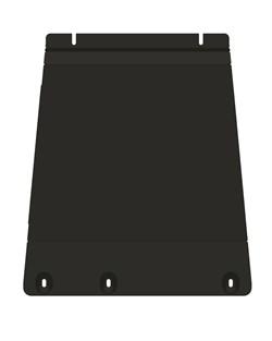 Защита КПП Ford RangerDouble Cab 2012- - фото 5160