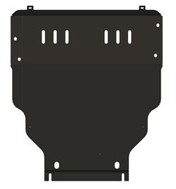 Защита картера двигателя и КПП Ford Transit  2006-