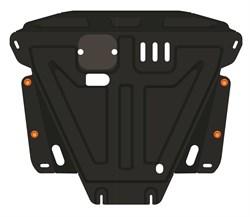 Защита картера и КПП Hover H6 2013- - фото 5219