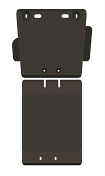 Защита АКПП Infiniti FX 35I1-ая часть 2003-2009 - фото 5250