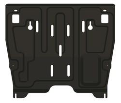 Защита картера и КПП Infiniti JX 35 2013- - фото 5270