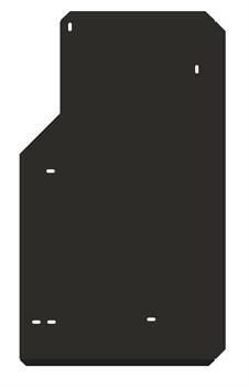 Защита защита кондиционера Honda StepWGN 3rd generation 2005-2009 - фото 5370