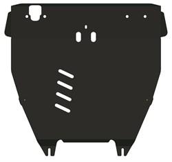 Защита картера и КПП HondaPilot II update 2012- - фото 5391