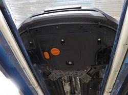 Защита картера и КПП Hyundai Creta(установка на штатные точки) 2016- - фото 5397