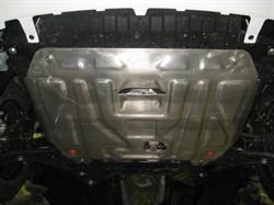 Защита картера и КПП Hyundai Solaris 2011- - фото 5464