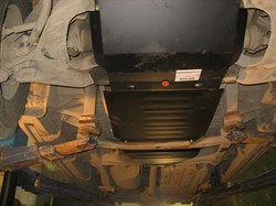 ЗащитаАКППHyundai Terracan 2001-2003 - фото 5483