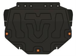 Защита картера и КПП Mazda CX-5 2012- - фото 5617