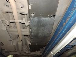 Защита топливопровода Mazda CX-5  (2 части)  2,0  2012- - фото 5619