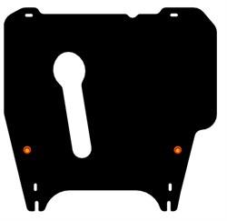 Защита картера и МКПП Nissan Note   2005-2013 - фото 5927