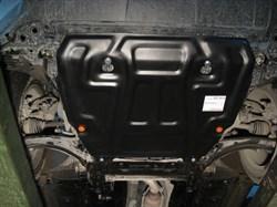 Защита картера и КПП Nissan X-Trail (T31)   2007-2014 - фото 5937
