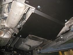 Защита радиатора Nissan Elgrand R50 3,3  1997-2002 - фото 5997