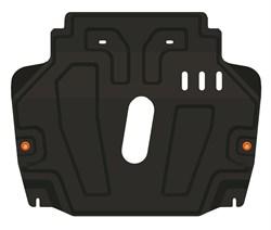 Защита картера и КПП Opel Mokka  2012- - фото 6059