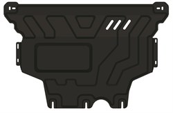 Защита картера и КПП Skoda Octavia A7    MK3   2013- - фото 6189
