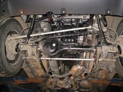 Защита рулевых тяг Suzuki Jimny  1,3  2003- - фото 6271