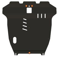 Защита картера и КПП Suzuki Liana передний привод  2001-2007 - фото 6275