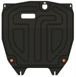 Защита картера и КПП  Suzuki Swif   2011- - фото 6285