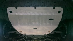 Защита картера и КПП Volvo V40 Cross Country 2012-2017 V-all - фото 6302