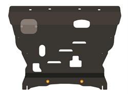 Защита картера и АКПП   Volvo XC 90  2,0  T6   2014- - фото 6314