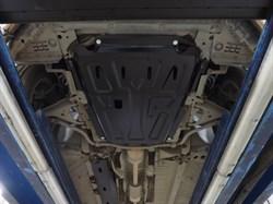 Защита топливопровода Lada X-Ray 1,6  2016- - фото 6427