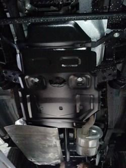 Защита топливного бака  UAZ Patriot   2,7  2016- - фото 6465