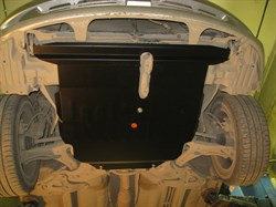 Защита картера и АКПП Toyota Allion    2wd    T240  1,5  2001-2007 - фото 6471
