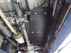 Защита топливного бака  Toyota Hilux   3,0 D  2015- - фото 6576