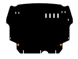 Защита картера и КПП  Volkswagen Beetle  2013- - фото 6700