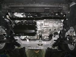 Защита картера и КПП  Volkswagen Jetta  1,4 TSI  2011- - фото 6720
