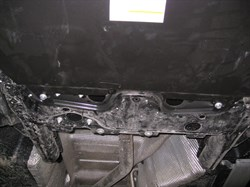 Защита картера и КПП  Volkswagen Multivan  2009- - фото 6722