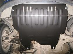 Защита картера и КПП  Volkswagen Polo  III  1,4; 1,6    1994-2001 - фото 6739