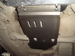 Защита  АКПП и РК  Volkswagen Touareg   4,2  2010- - фото 6848