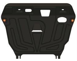 Защита картера двигателя и КПП Toyota Corolla  E160/E170  1,6; 1,8  2013-