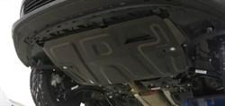 Защита картера и КПП  Volkswagen Polo IV  2005-2009 - фото 6914