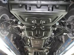 Защита картера двигателя Toyota Land Cruiser 150 Prado  2009- - фото 7524