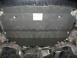 Защита картера и КПП Volkswagen Caravelle (T5) 2002-2015 V-all - фото 7800