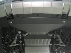Защита радиатора Kia Mohave рестайлинг 3.0 2009-2017 - фото 8045
