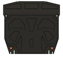 Защита картера и КПП Kiа Sorento Prime 2.2D 2015-2017 - фото 8144