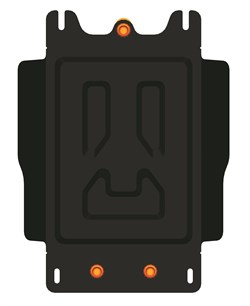 Защита КПП Lexus GX460 4.6 2009- - фото 8279