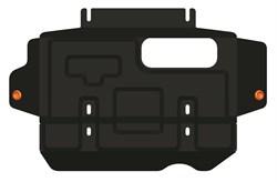 Защита раздатки Lexus GX460 4.6 2009- - фото 8287