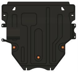 Защита картера и КПП Mazda Axela 1.6/2.0 2WD 2009-2012 - фото 8399