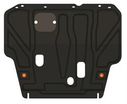 Защита картера и КПП Nissan Sentra  B17  1,6 2013- - фото 8715