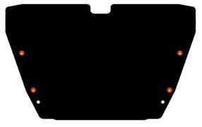 Защита картера и КПП Kia Carens 2,5 2006-2013