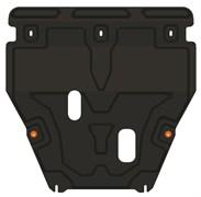 Защита картера и КПП Ford Fiestaupdate 2013-