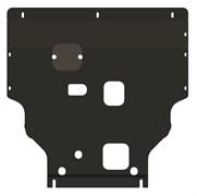 Защита картера и КПП Ford Tourneo Custom передний привод2013-