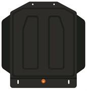 Защита раздатка Hover H5 2010-